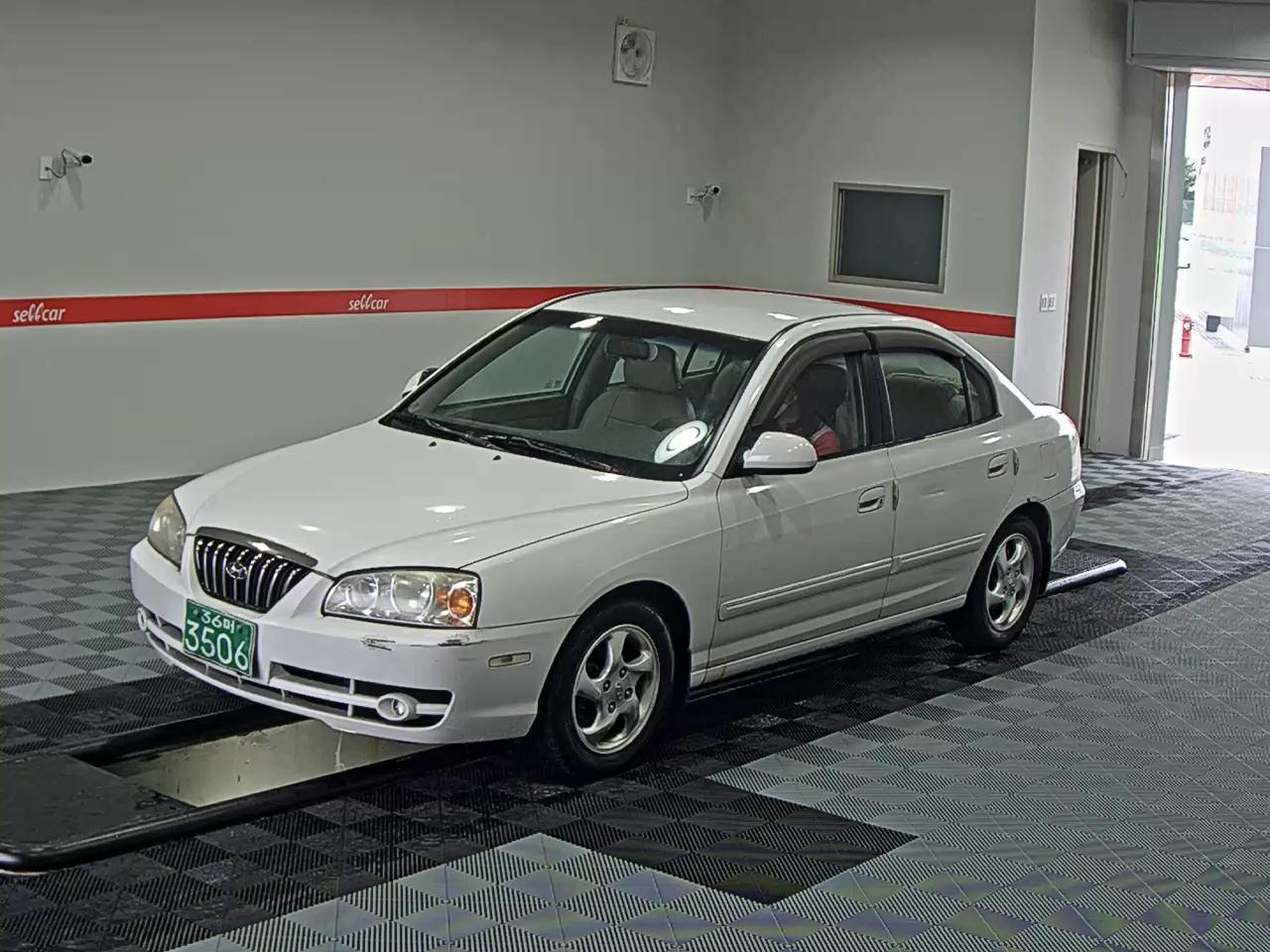 1380 Hyundai NEW Avante XD 0306 1-5 VVT GLS basic model