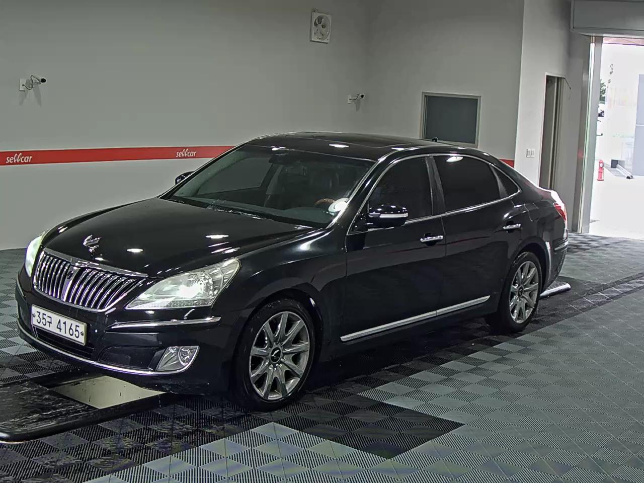 1450 Hyundai Equus new model 2009-15 VS460 Prestige