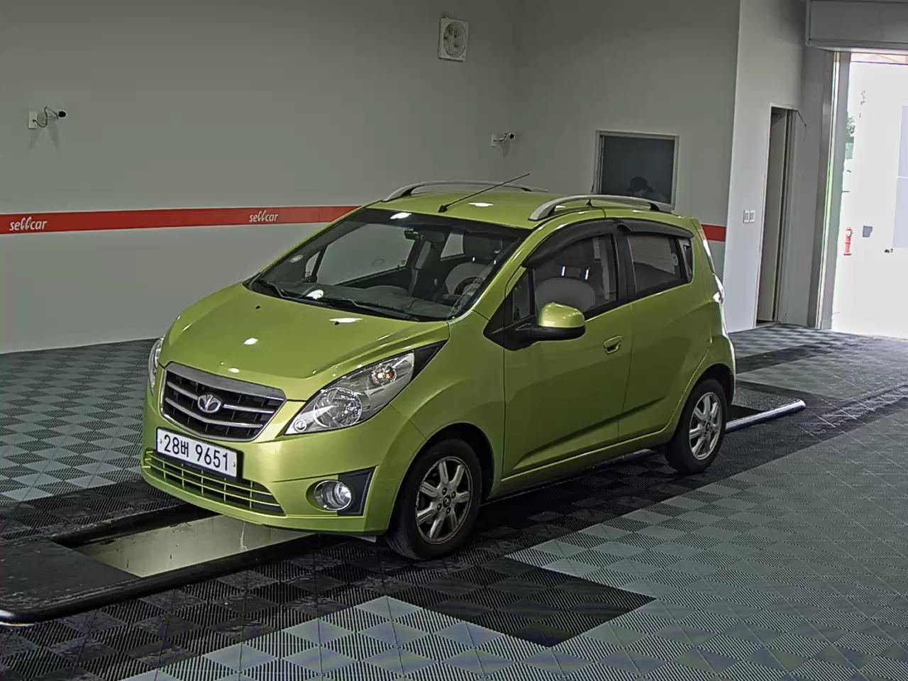 1527 Chevrolet GM Korea Matiz Creative 2009-11 Jazz Star