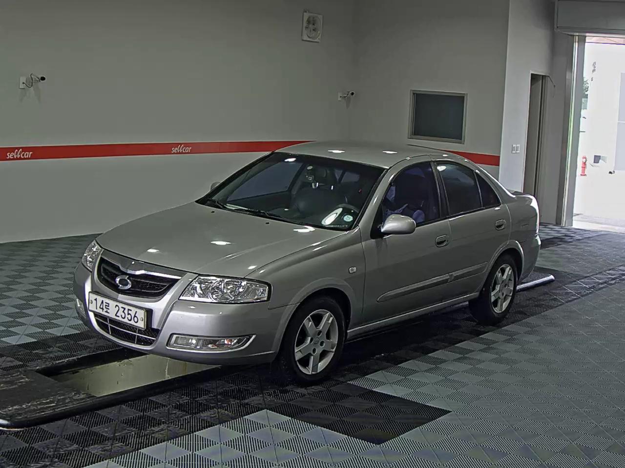 1276 Renault Samsung New Generation SM3 05-11 SE 16 Plus