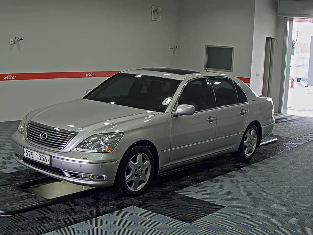0141 Lexus LS430 STD XF30 20006